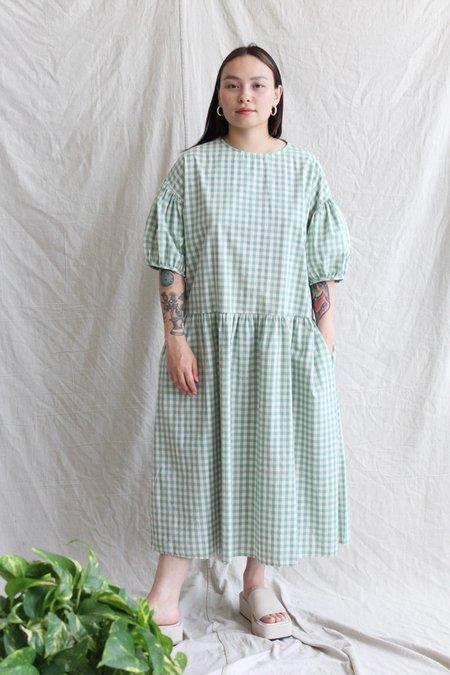 APRIL MEETS OCTOBER May Dress - Sage