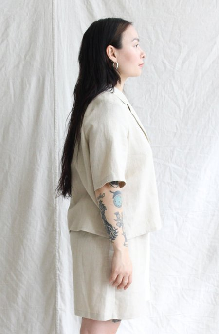 OhSevenDays Nora Shirt - white/natural