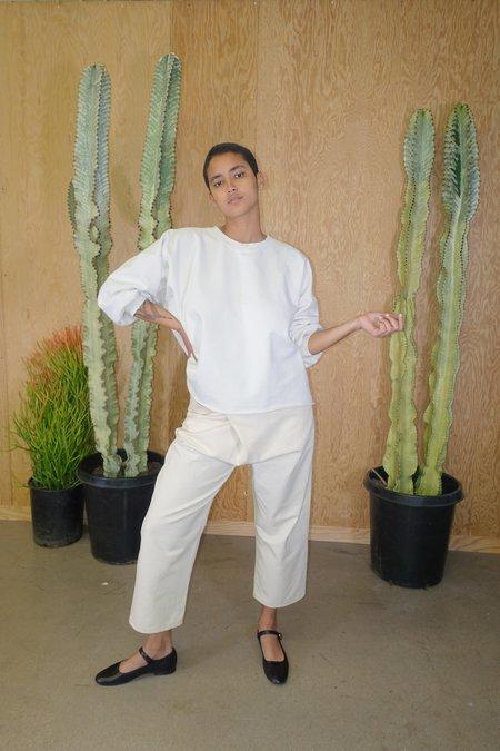 Rachel Comey Fond Sweatshirt - Dirty White