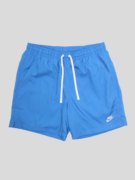 Nike NSW Woven Shorts - Light Photo Blue/White/White