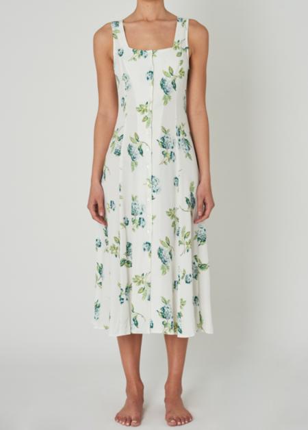 Rollas claire hydrangea dress