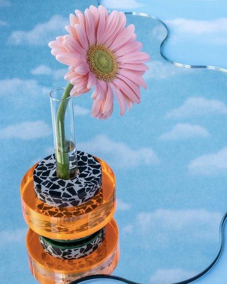 Gabriela Noelle Studio Rennie Vessel - Neon Orange