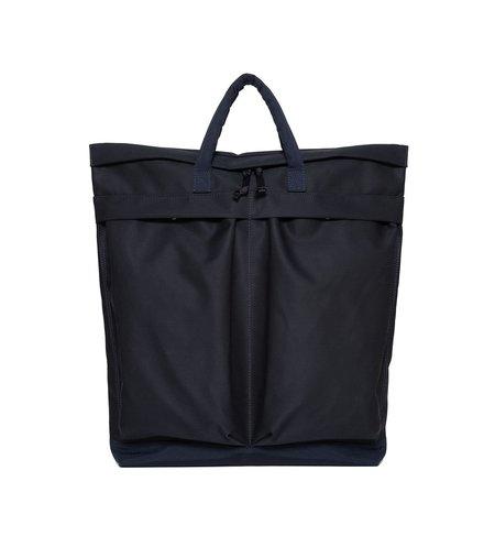 Nanamica Water Repellent Helmet Bag - Navy