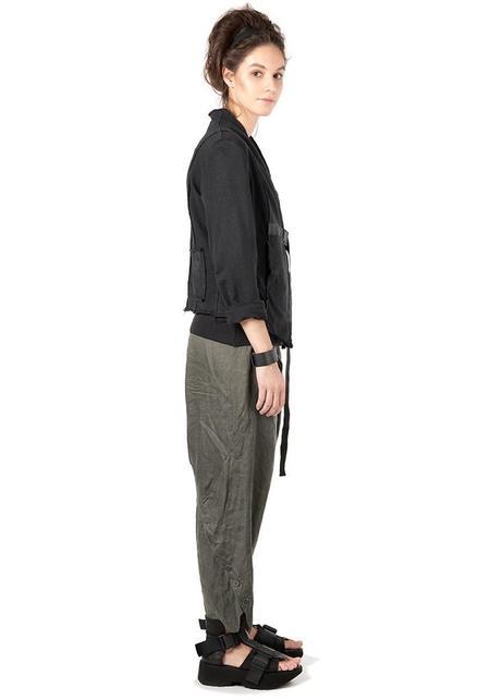 Studio B3 Rendell Drop Seat Linen Pants
