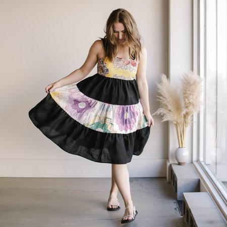 Carleen Surrounded Islands Dress