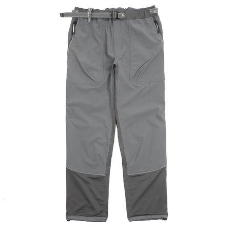 And Wander Trek Long Pants - Gray