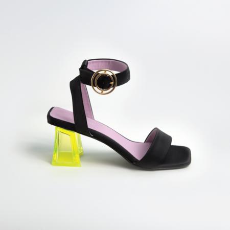 Unreal Fields SIMONE sandal - Black