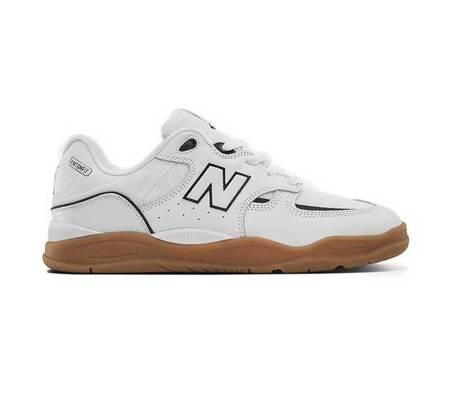 N.B. Numeric NM1010 Tiago Sneakers - White/Gum