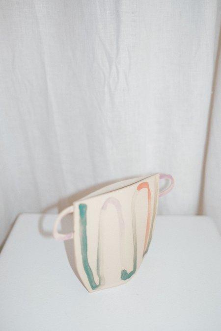 Alison Owen Smudgy Watercolor Vase