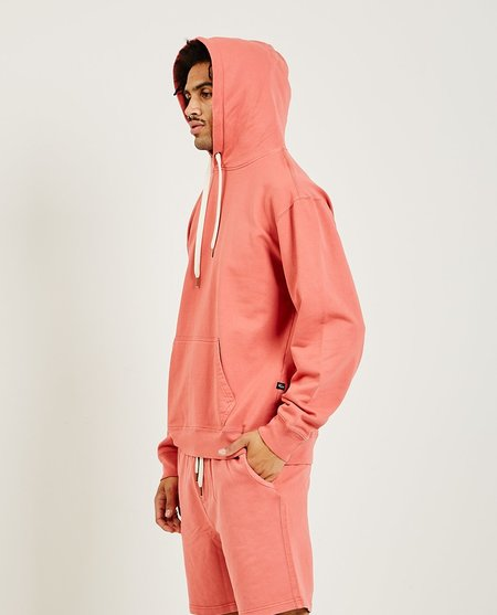 Rails Apollo Hoodie - Faded Red