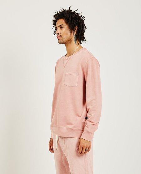 Rails Burke Sweatshirt - Dusty Rose