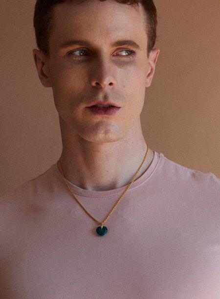 unisex PAR ICI Jewellery Small Juicy Chain - WINE LIFESAVER