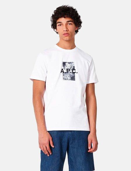 A.P.C. Teddy T-Shirt - White