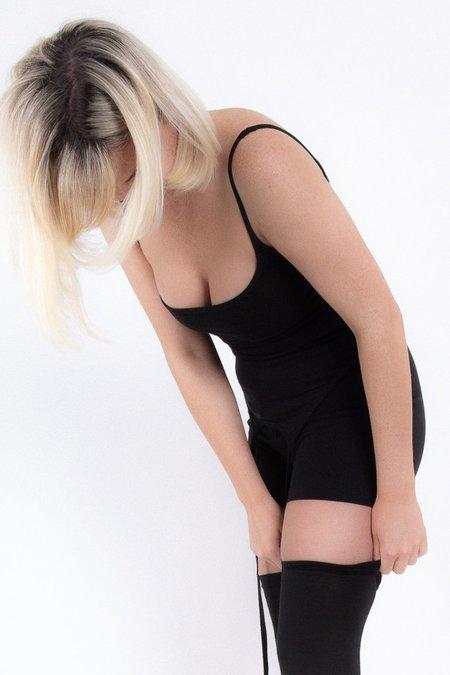 Rachel Mills Kate Bike Shorts - Black