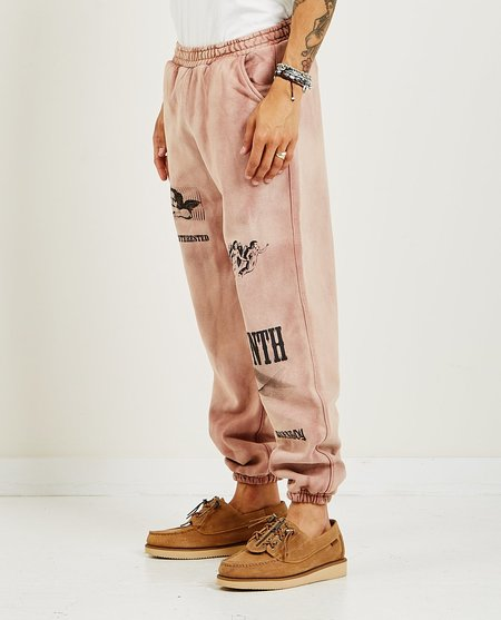 SYNTH Lover Boy Sweatpants - Aged Peach
