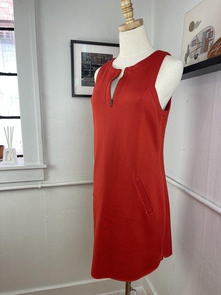 [Pre-loved] Trina Turk Shift Dress - Red