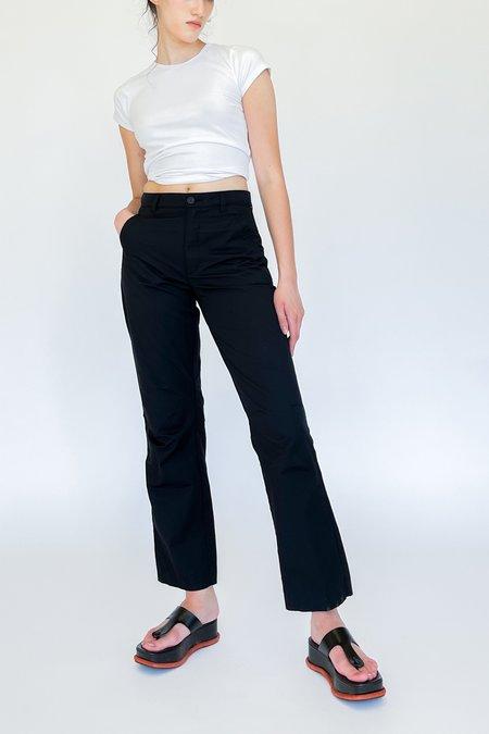 Vintage Sport Cargo Pants - Black