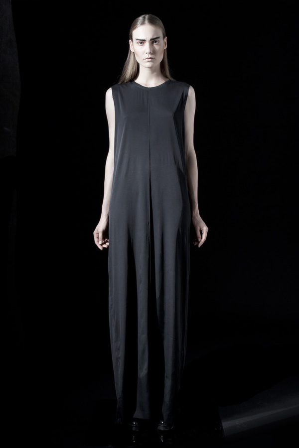 ALEX KOUTNY PARALLEL DRESS