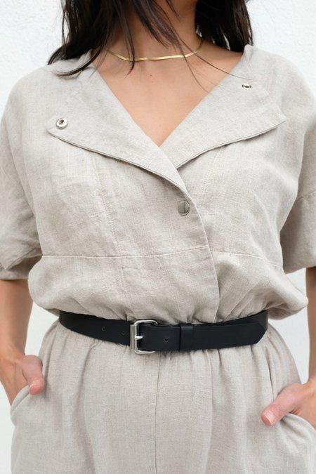 The Stowe 1 Inch Belt - Black