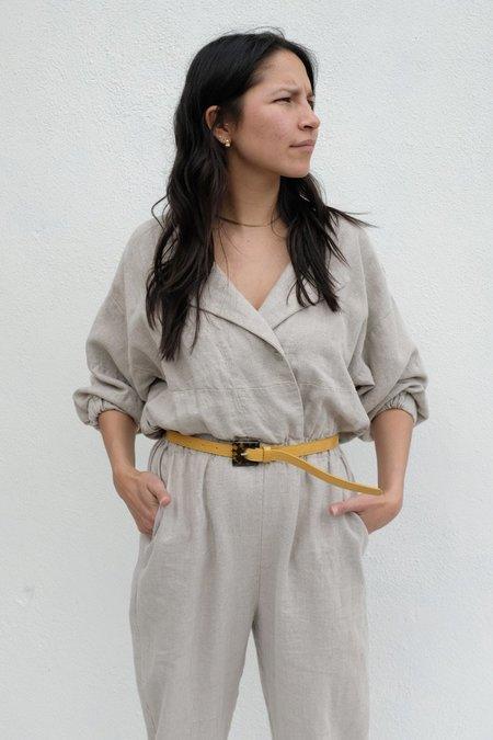 Paloma Wool Cali Belt - Yellow