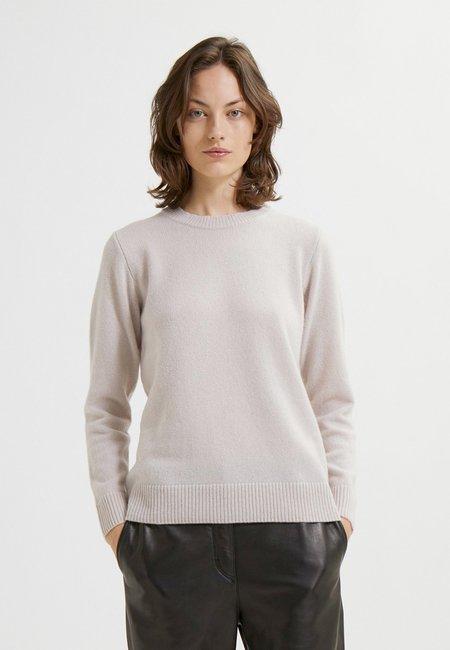 Wood Wood Frances Fine Wool Jumper sweater - white