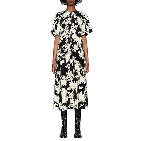 Stine Goya Mose Structure Stretch Dress - Noise