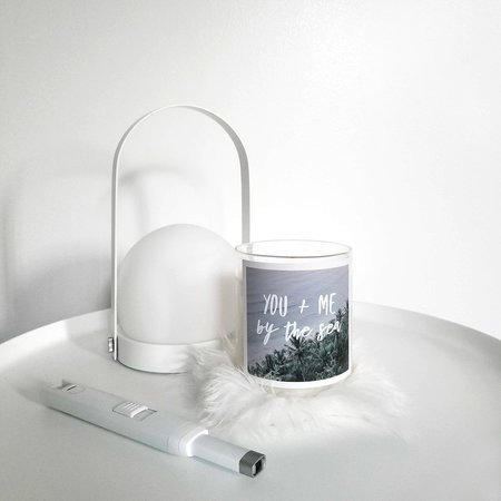 The Commonfolk Collective You and Me By The Sea Candle