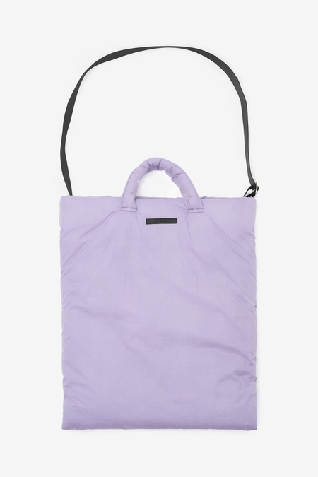 Our Legacy Pillow Tote - Thermochromic Purple