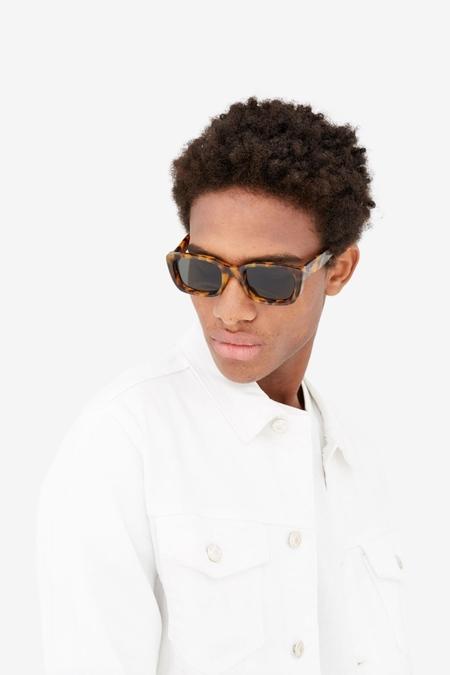 RetroSuperFuture Lira Sunglasses - Spotted Havana