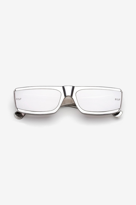 RetroSuperFuture Issimo Sunglasses - White
