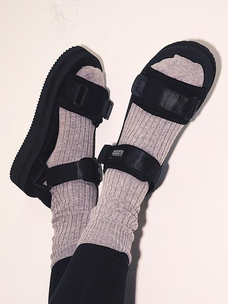 Suicoke CEL-VPO Sandals Black