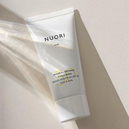 Nuori Mineral Defence Face Sunscreen SPF30