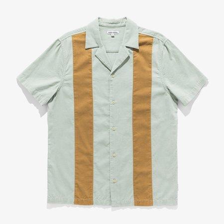 Banks Journal Vouch S/S Shirt - ICEBERG
