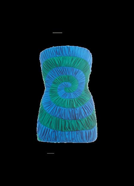 Tyler McGillivary Spiral Dress