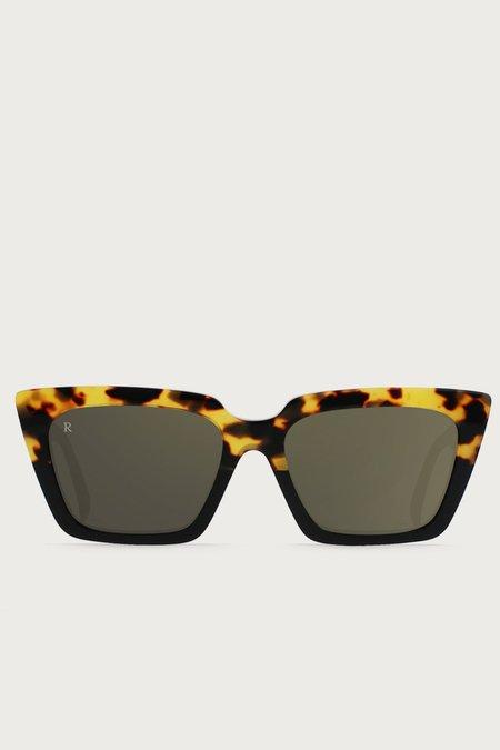 Raen Keera Sunglasses - Tamarin Tortoise/Hi Pro Bronze Mirror