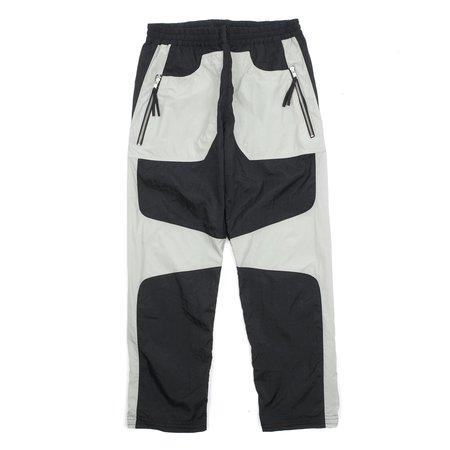 Arnar Mār Jōnsson Contrast Panelled Track Trouser - Black/Stone