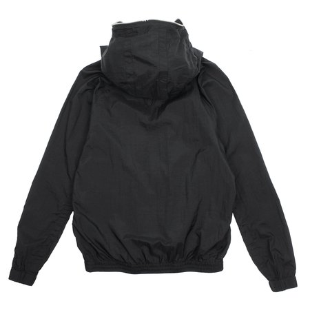 Arnar Mār Jōnsson Convertible Zipper Pocket Tracktop - Black