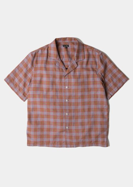 Steven Alan Camp Shirt - Summer Plaid