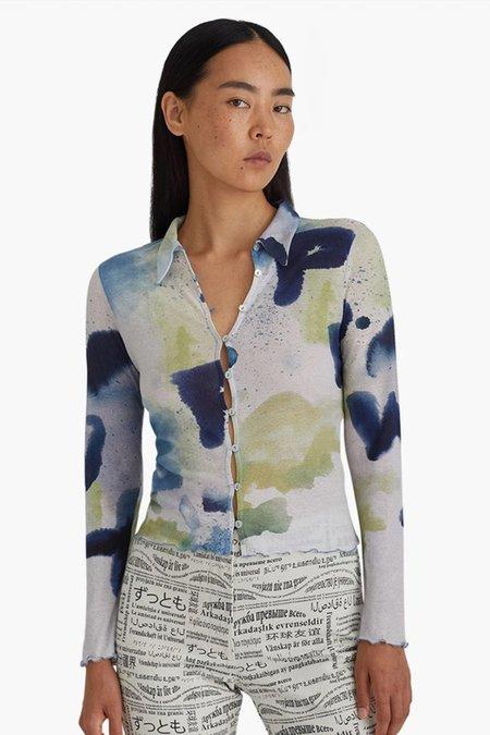 Paloma Wool Alisa Organic Cotton Button-down