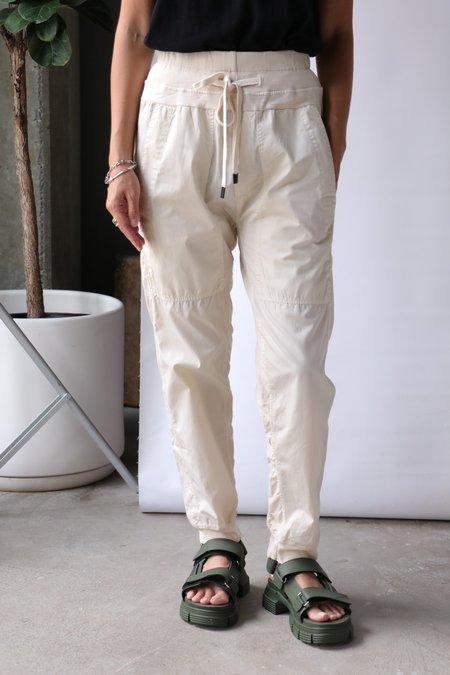 Bassike Utility Cotton Pant - Ecru