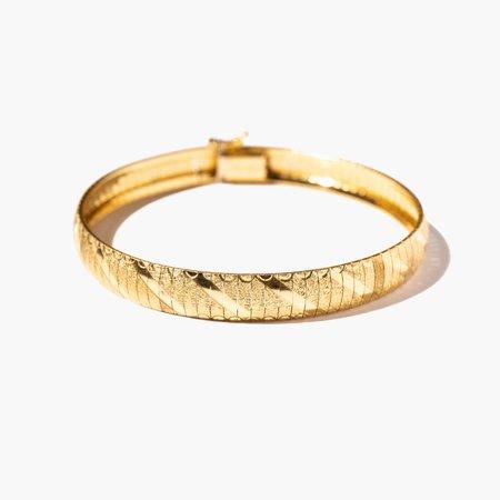 Kindred Black Della Scala Bracelet - 14k gold
