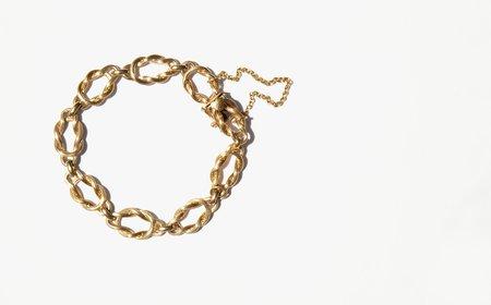 Kindred Black Euphemia Bracelet - 14k gold