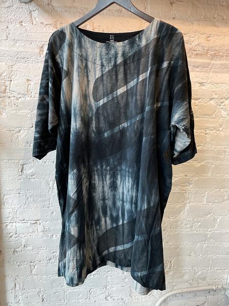 Uzi NYC Now Dress - Swipe Dye