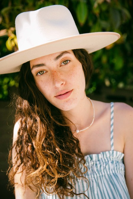 Lack of Color Rancher hat - Ivory