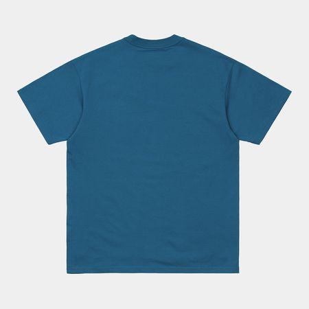 CARHARTT WIP S/S Lagoon C T-Shirt - Shore