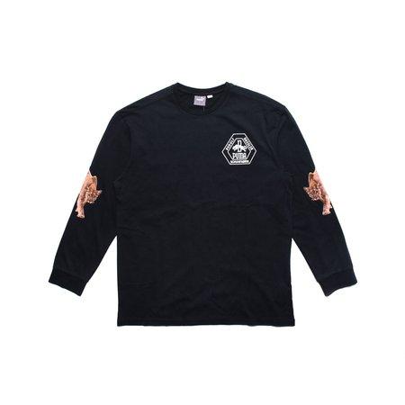 Puma Rhuigi LS Tee - Black