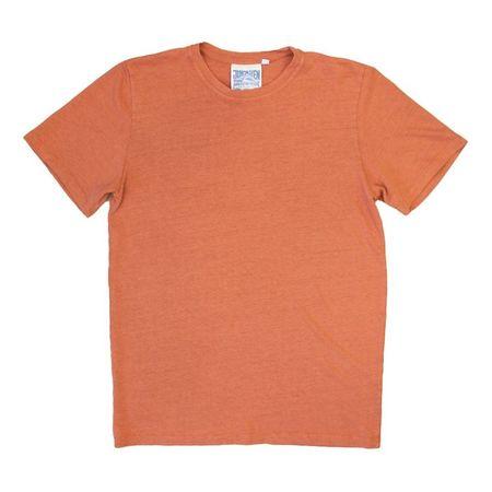 Jungmaven Baja Tee - Burnt Orange