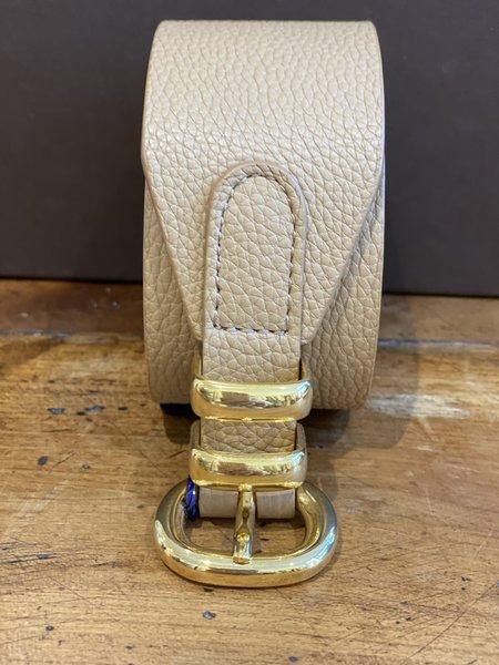 Gusto clothing Cinamon Belt - Cinamon