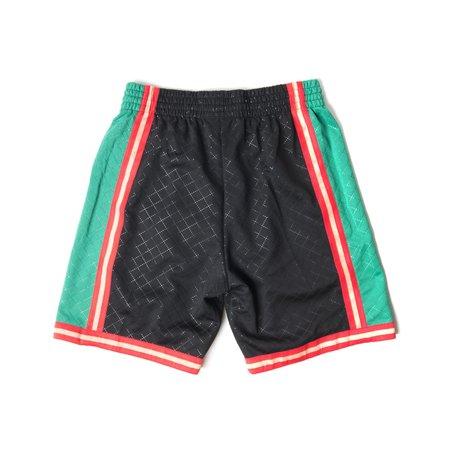 Mitchell & Ness Neapolitan Swingman Shorts - Lakers