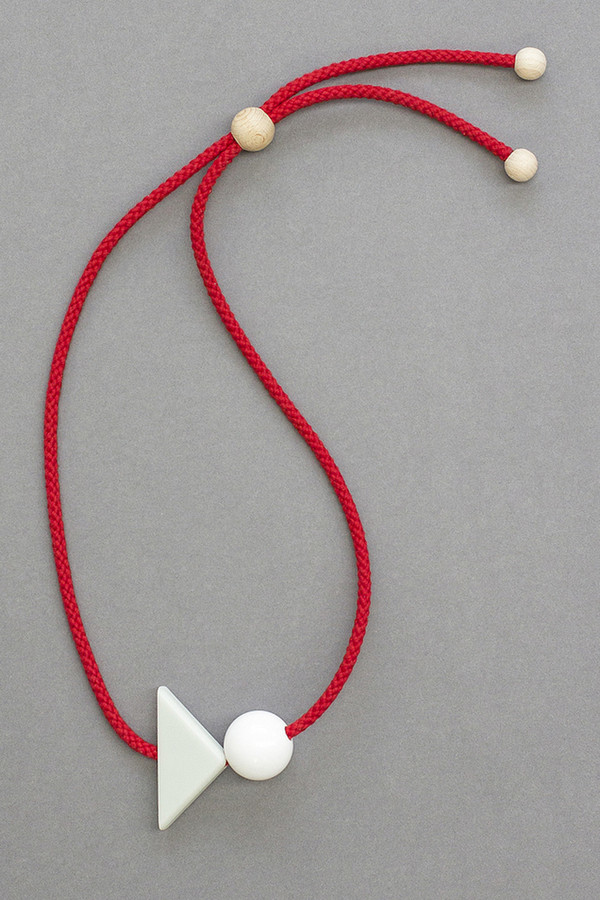 One We Made Earlier Eileen Necklace
